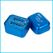 Helix Organizer Blue