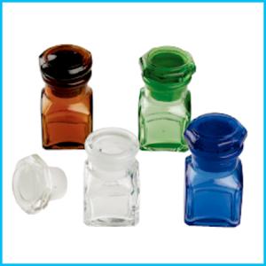 Medicament Bottle Square